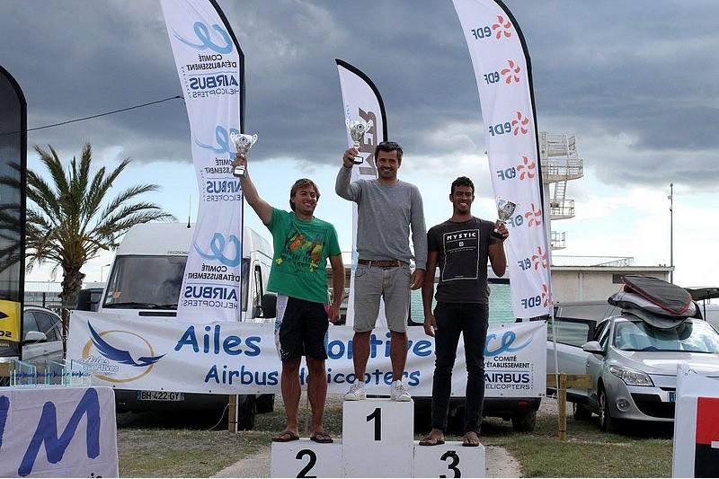 Compétition : Victoire finale pour Pascal Toselli