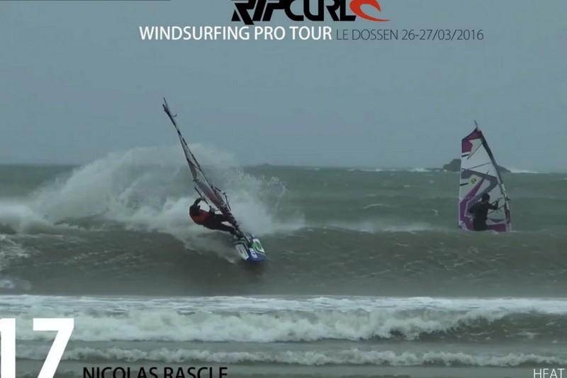 Rip Curl Windsurfing Pro Tour : Le Dossen - Day 1