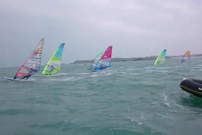 Compétition : De l'action à Saint-Malo