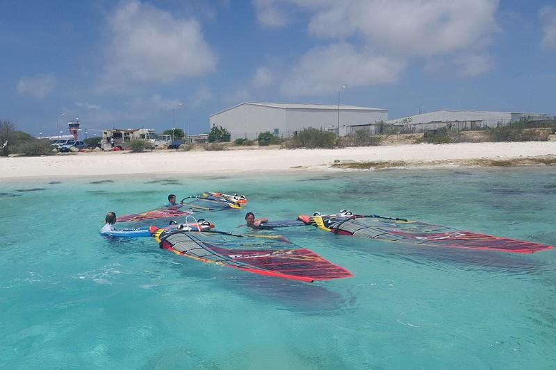 Défi Wind Caribbean : C'est parti à Bonaire !