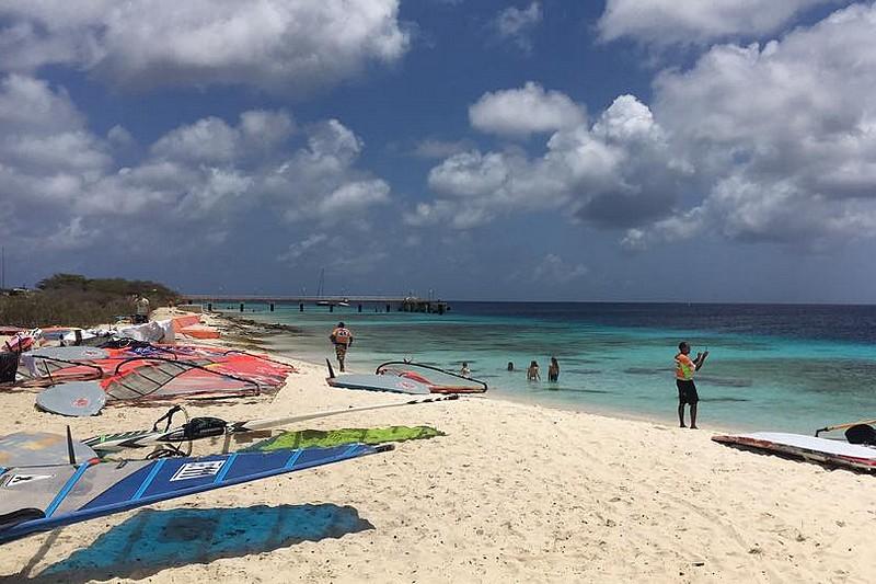 Défi Wind Caribbean : 2 manches de plus à Bonaire