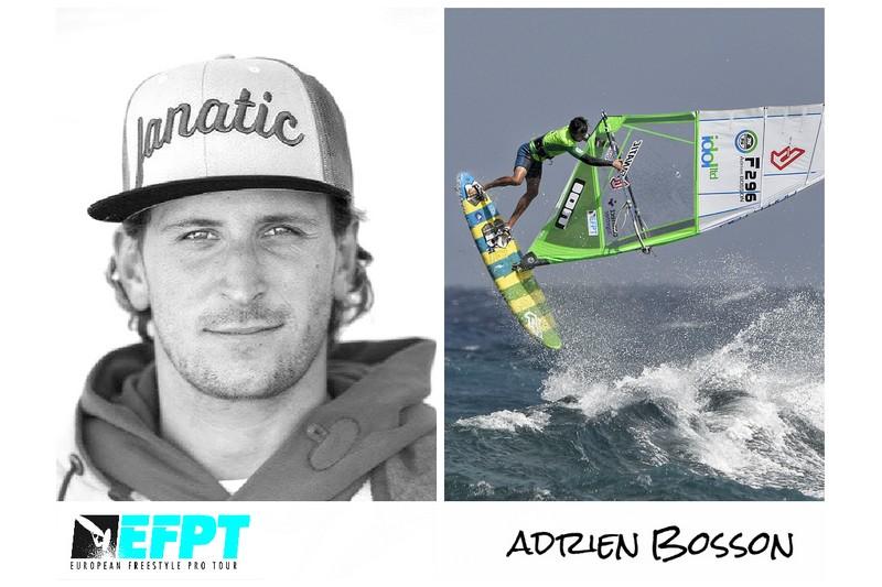 EFPT : Adrien Bosson sacré