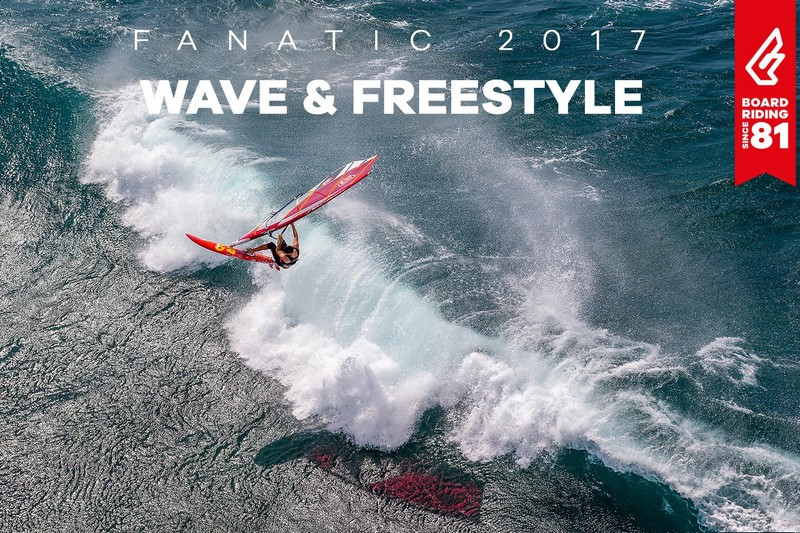 Matos : Fanatic Wave et Freestyle 2017