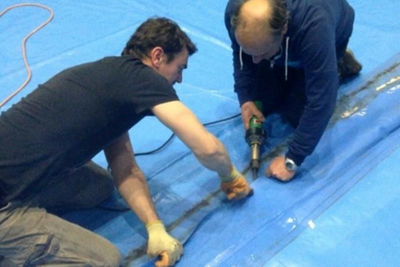Indoor de France : Derniers préparatifs