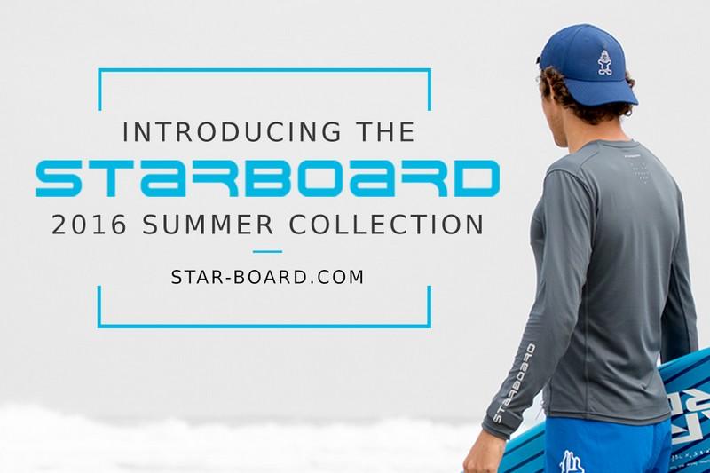 Matos : Starboard Apparel Summer 2016
