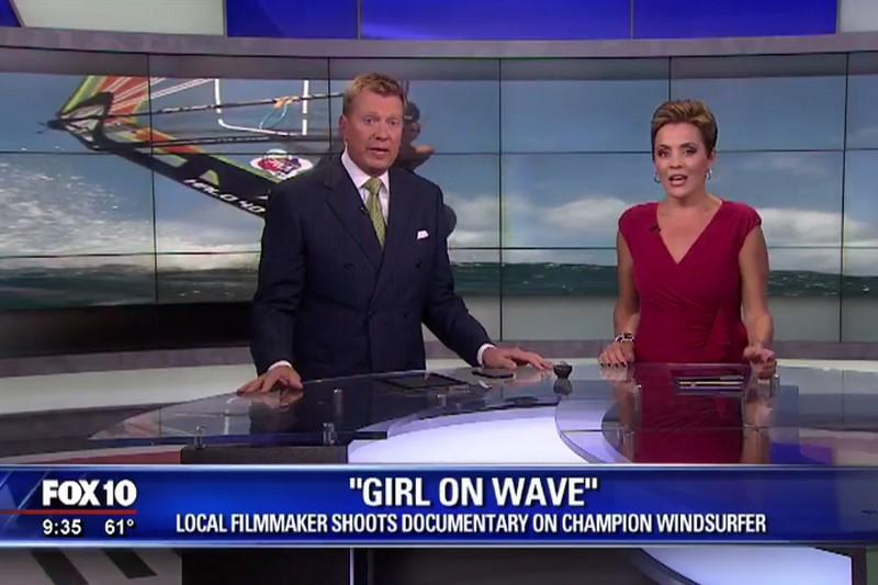 Médias : Sarah Hauser sur Fox10
