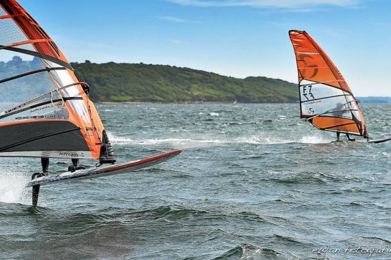 Médias : Le Télégramme et le marché du windsurf