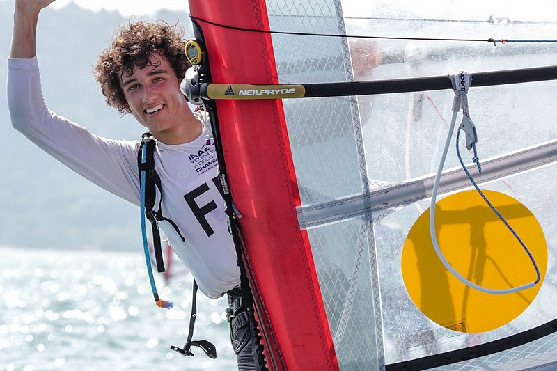 Olympisme : Titouan Le Bosq champion du monde !
