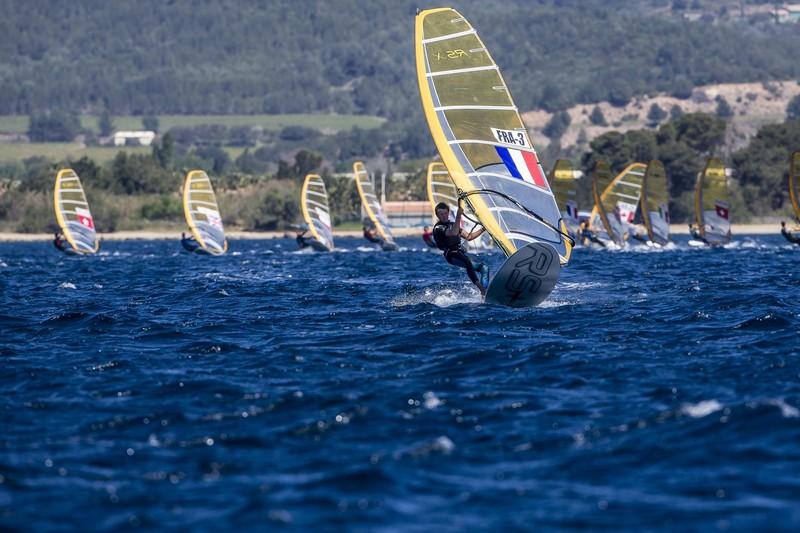 Olympisme : 3 manches et du vent à Hyères