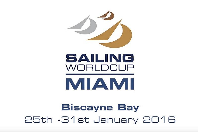 Sailing Word Cup : 2ème étape à Miami