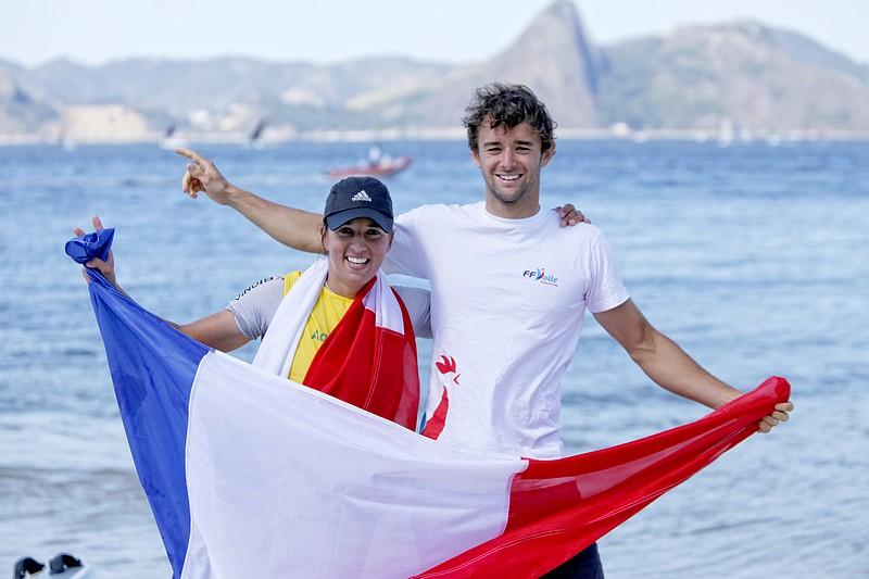 Olympisme : Picon et Le Coq sélectionnés pour Rio !