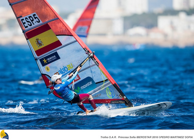 Trofeo Princesa Sofia : 2 manches de plus