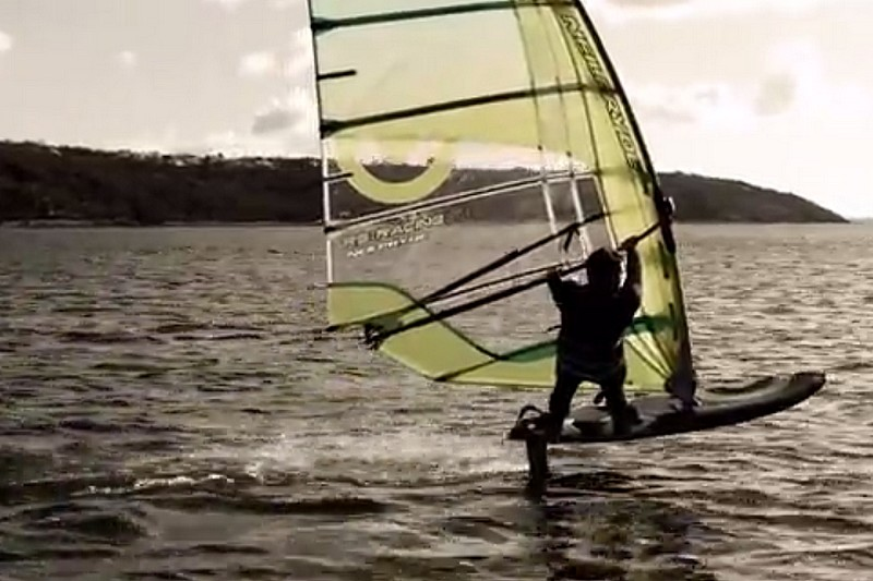 Olympisme : La RS:X Convertible en vidéo