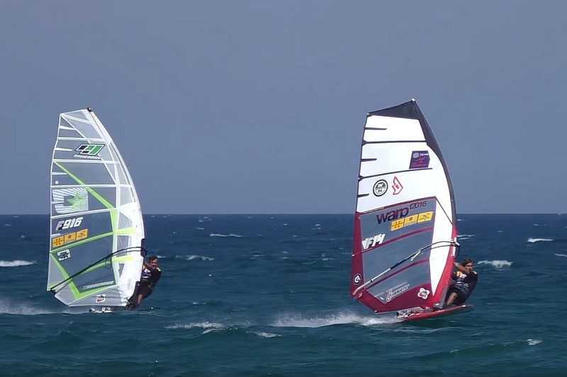 PWA Sant Pere Pescador : La finale gagnants n°1 en vidéo
