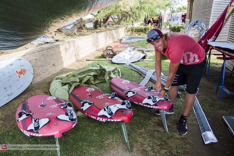 PWA Sant Pere Pescador : Journée sans en Costa Brava