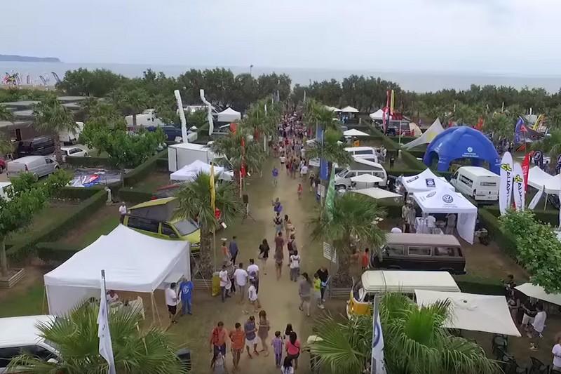 PWA Sant Pere Pescador : La 5ème journée en vidéo
