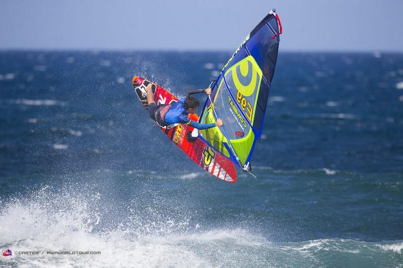 PWA Gran Canaria : Les juniors à l'honneur