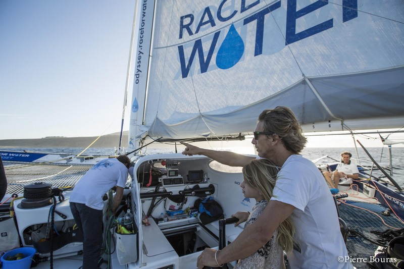 People : Ambassadeurs pour Race for Water