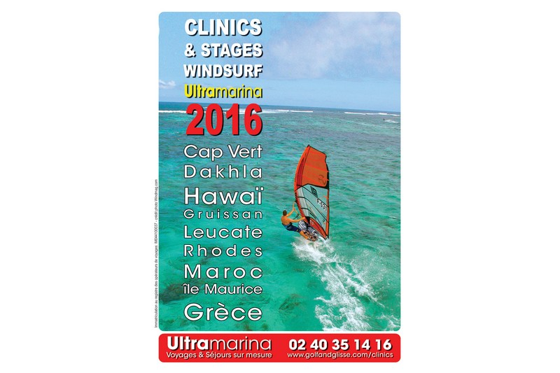 Evénement : Stages Windsurf Nicolas Warembourg