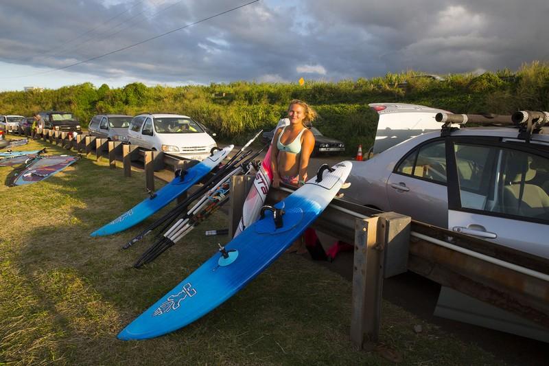 Transfert : Fiona Wylde de retour chez Sailworks
