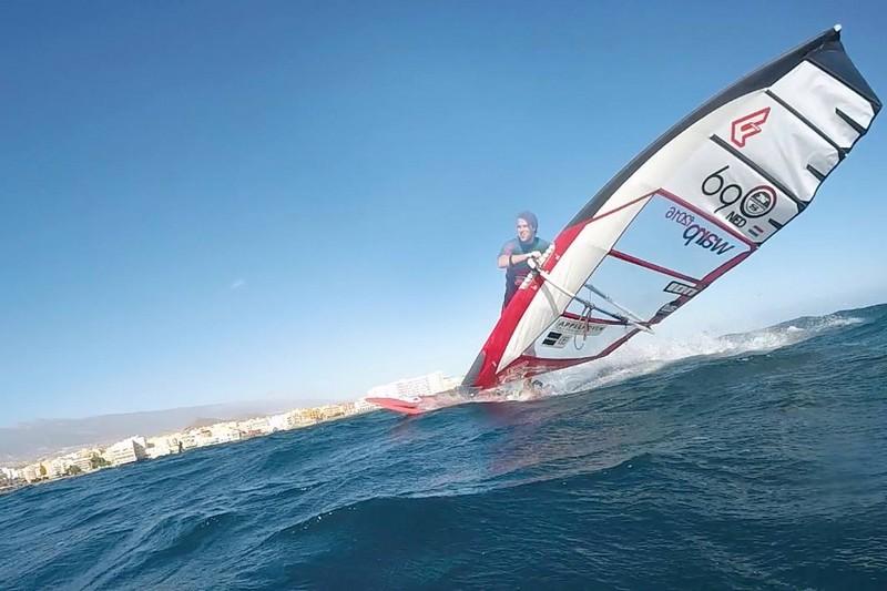 Transfert : Jordy Vonk chez Fanatic - North Sails