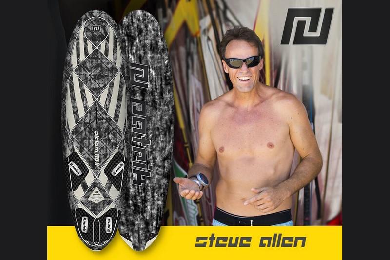 Transfert : Steve Allen chez Patrik