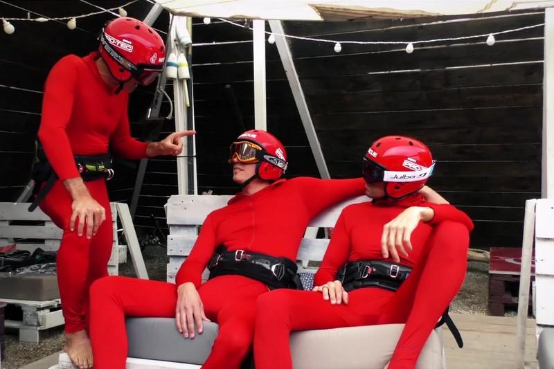 Défi Wind : L'équipe du tridem est prête !