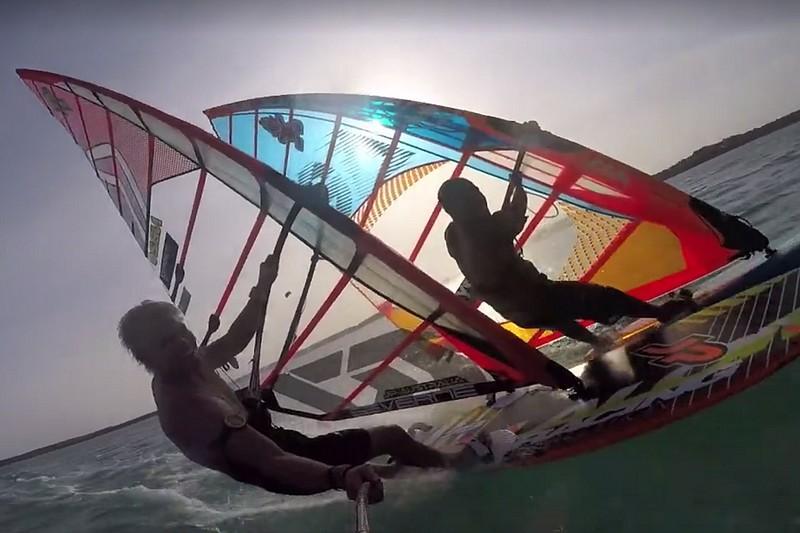 Vidéo : Du slalom avec Amado Vrieswijk