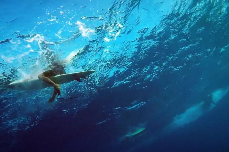 Vidéo : Below Jaws