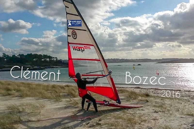 Vidéo : Clément Bozec en action