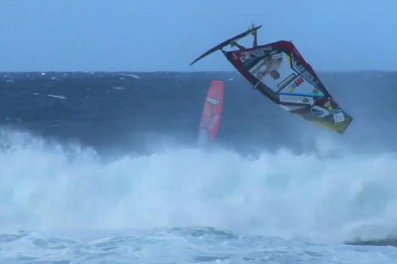 PWA Maui : Double air taka de Campello !
