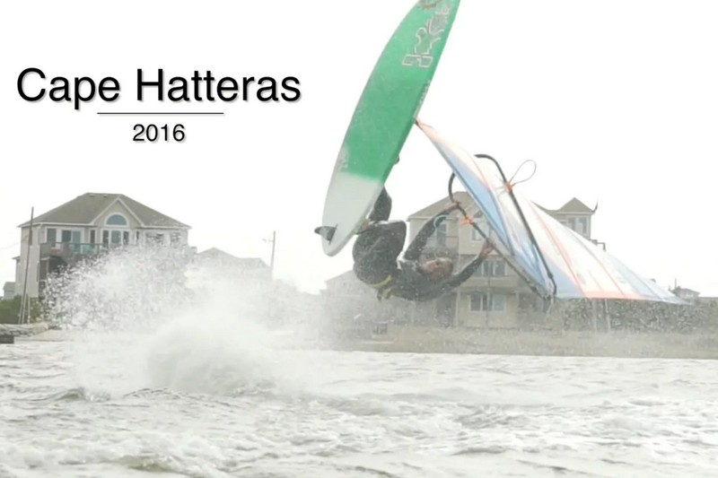 Vidéo : Cape Hatteras 2016