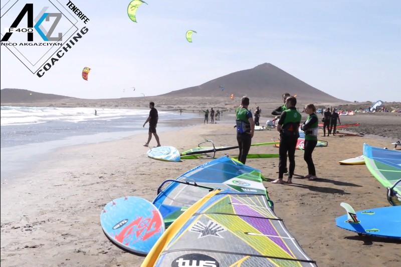 Vidéo : Nicolas Akgazciyan en coaching à Tenerife