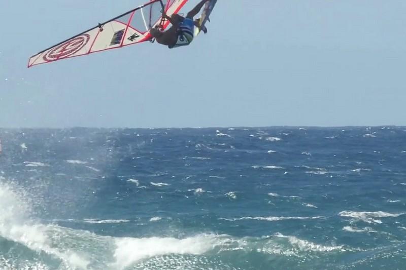 Vidéo : Diony Guadagnino à Maui