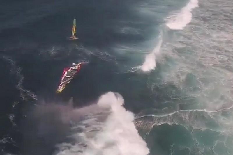 Vidéo : un drone et Ricardo Campello