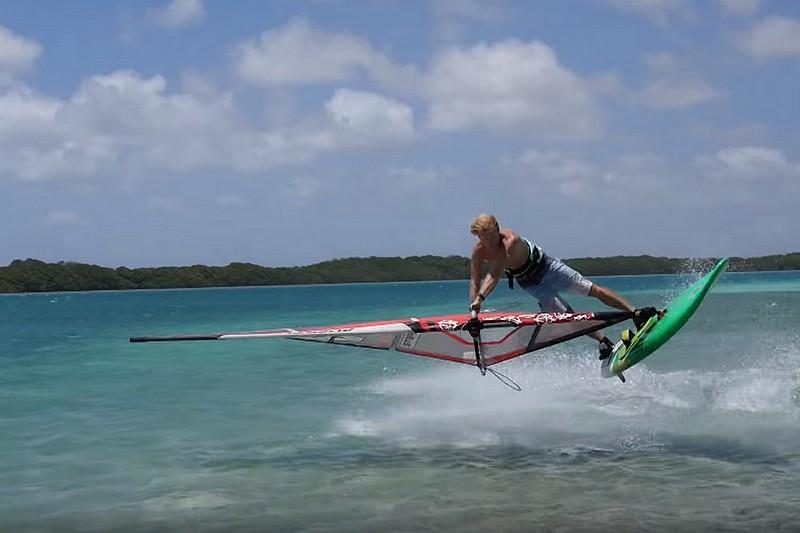 Vidéo : Erik Hakman à Bonaire