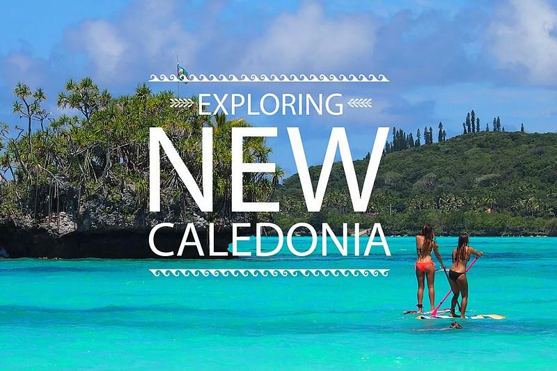Vidéo : Exploring New Caledonia