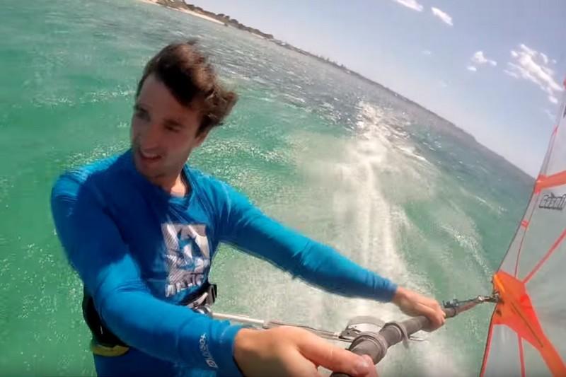 Vidéo : Gautier Bourgeois en Australie