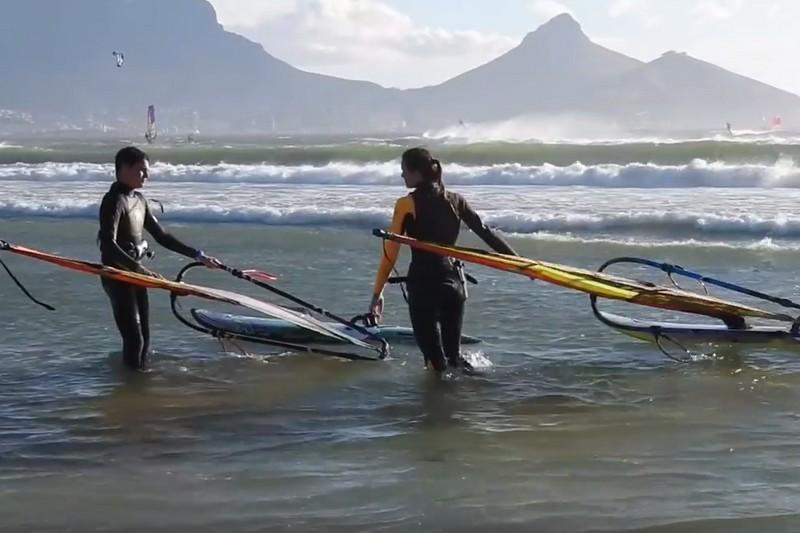 Vidéo : Jules Cachat en Afrique du Sud