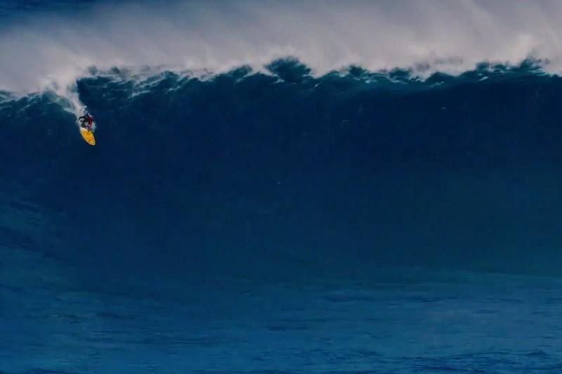 Vidéo : Jaws le 4 janvier