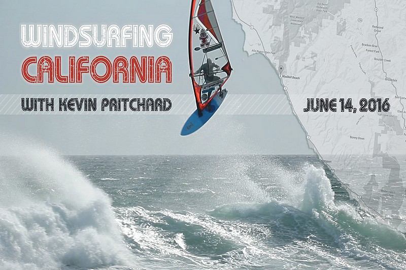 Vidéo : Kevin Pritchard en Californie