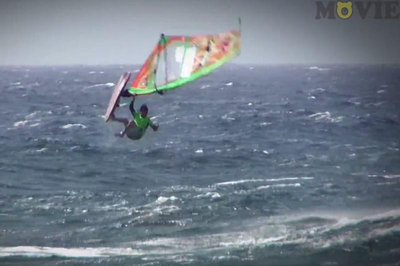 Vidéo : Kuma Crash 2015 Lanzarote