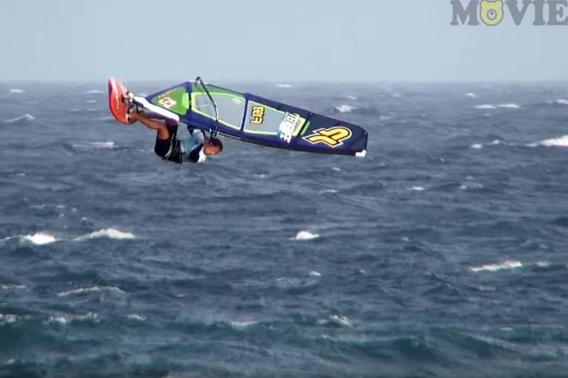 Vidéo : Session jumps à Tenerife