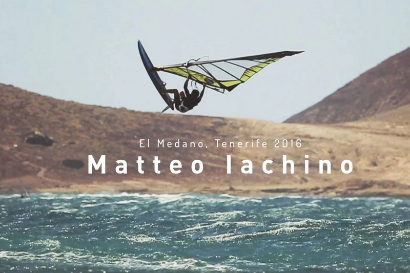 Vidéo : Matteo Iachino à Tenerife