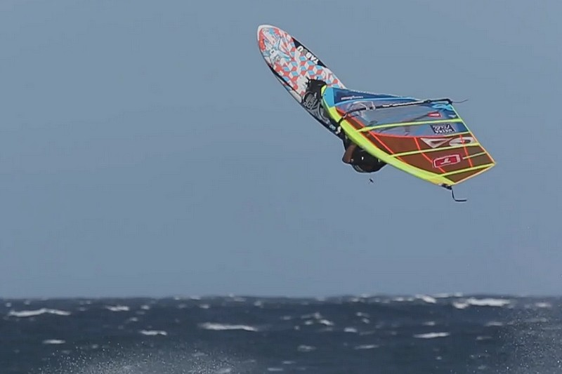 Vidéo : Maciek Rutkowski à Tenerife