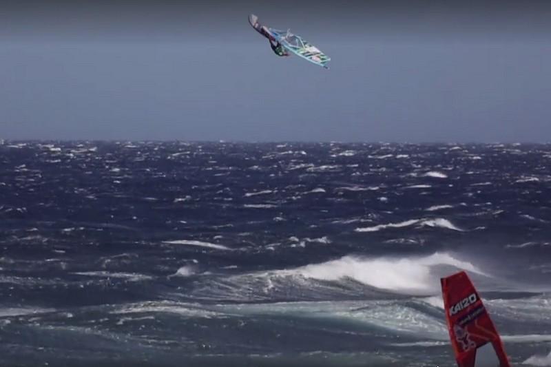 Vidéo : L'énorme back loop d'Alessio Stillrich !!!
