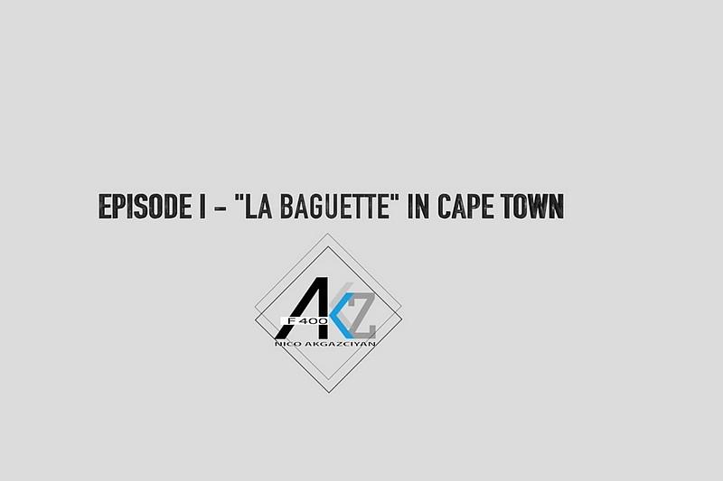 Vidéo : Episode 1 - La baguette in Cape Town