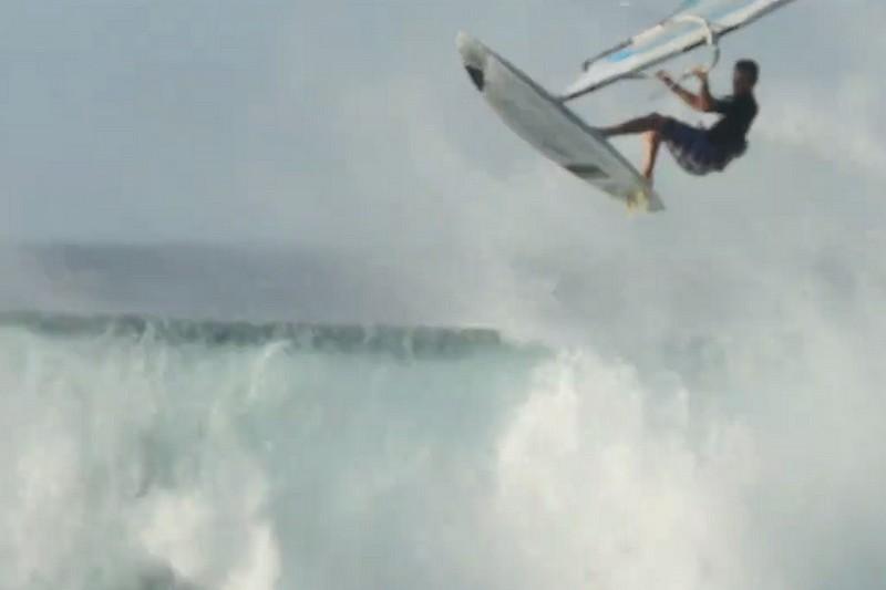 PWA Maui : 10 sur 10 pour Levi Siver