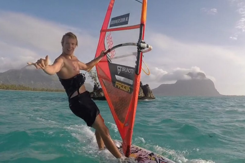 Vidéo : Rick Jendrusch à l'île Maurice