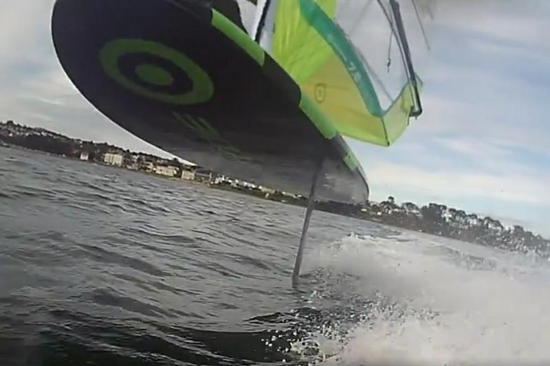 Vidéo : La RS:X Convertible en action